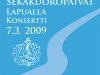Sekakuoropaivat Lapualla 2009